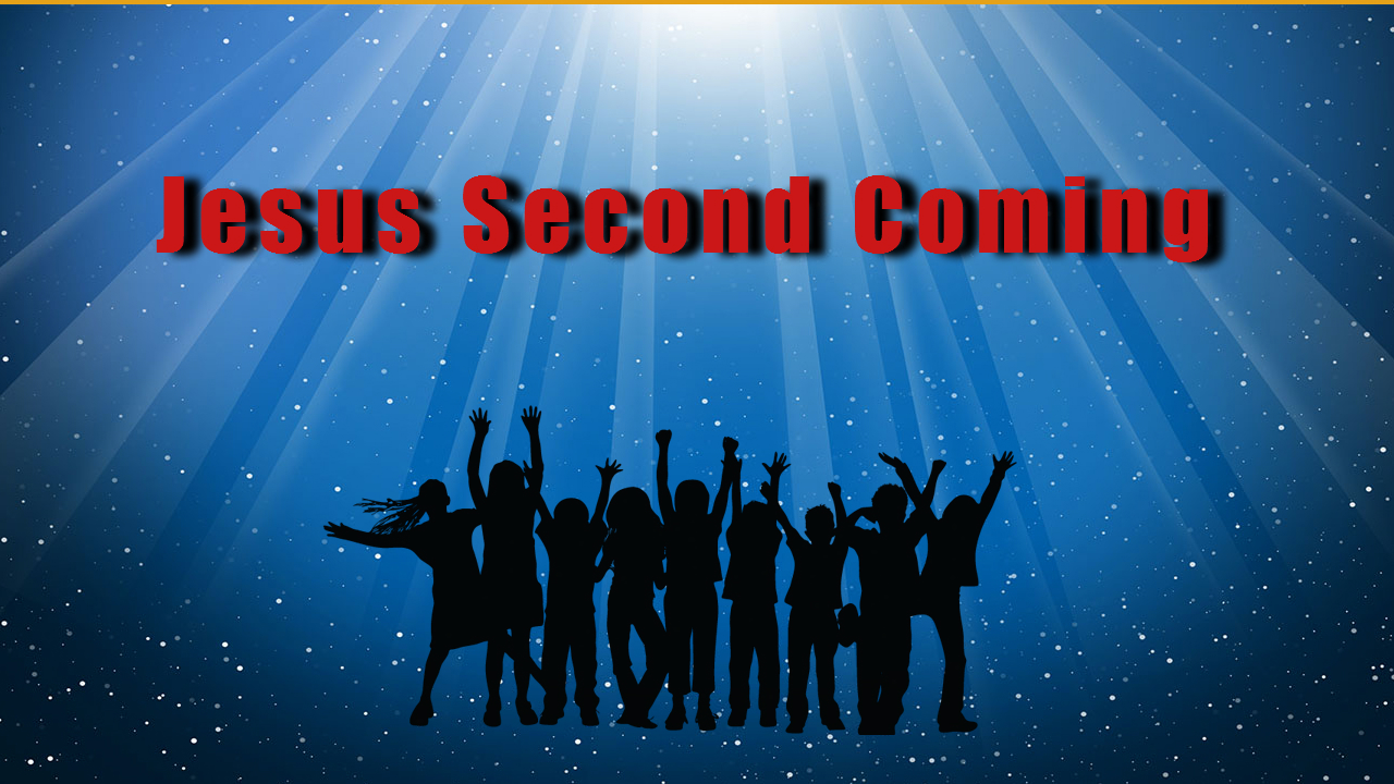 second coming The keynote of the holy scripture is the doctrine of christ's second coming to complete the work of redemption and set up the reign of righteousness.